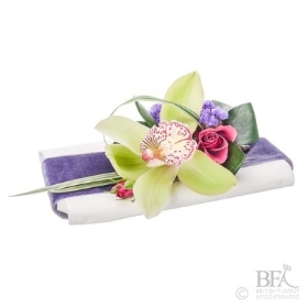 Colourful Corsage