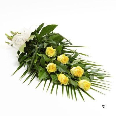 Simple Rose Sheaf   Yellow *